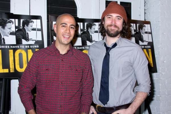 Photo Coverage: Inside Opening Night of THE LION at Culture Project!