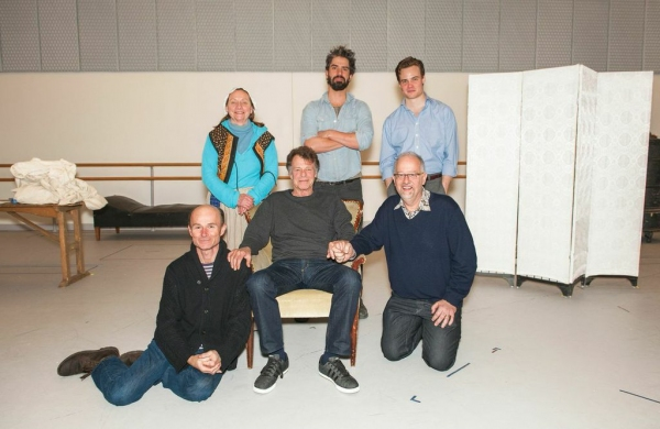 Henry Stram, Dale Soules, John Noble, Hamish Linklater, Doug Wright and Mickey Theis