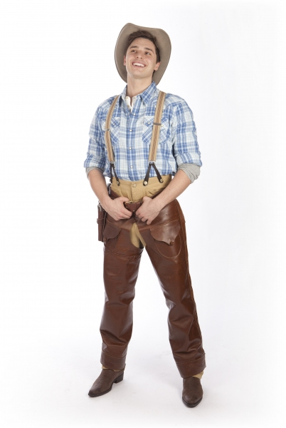 Photo Flash: Meet the Cast of the OKLAHOMA! UK Tour - Charlotte Wakefield, Ashley Day & More!