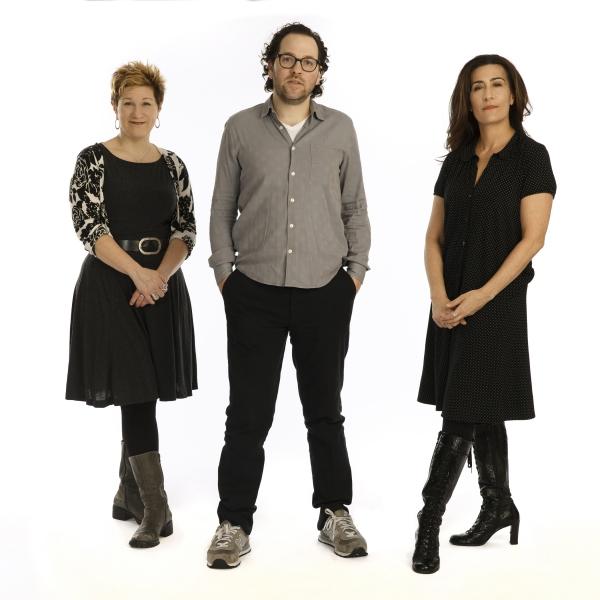 Lisa Kron, Sam Gold, and Jeanine Tesori