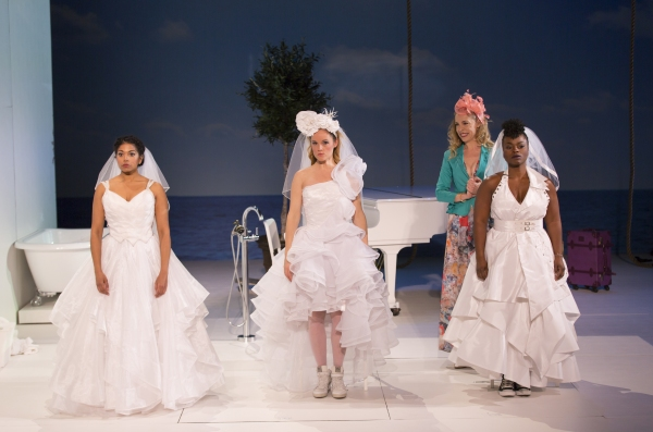 Stacey Sargeant, Rebecca Naomi Jones, Libby Winters, Ellen Harvey