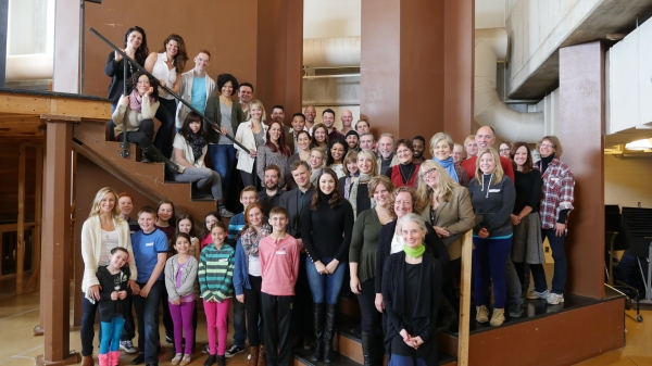 BWW Exclusive: A First Look at the Cast of Stratford's THE SOUND OF MUSIC