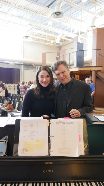 Stephanie Rothenberg and Ben Carlson