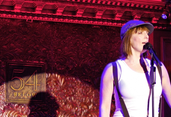 Julia Murney brings down the house with 'They Just Keep Moving the Line.'