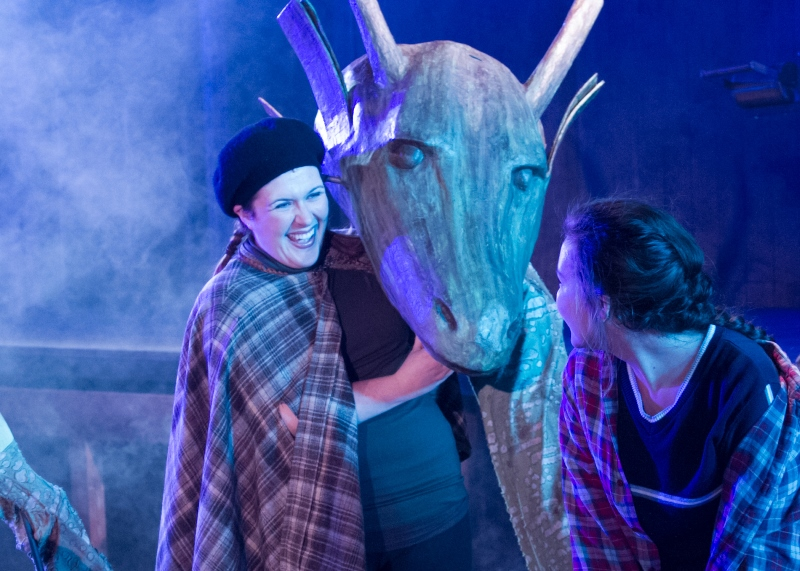 BWW Reviews: Chance Theater's LOCH NESS, a new musical is Pure Magic