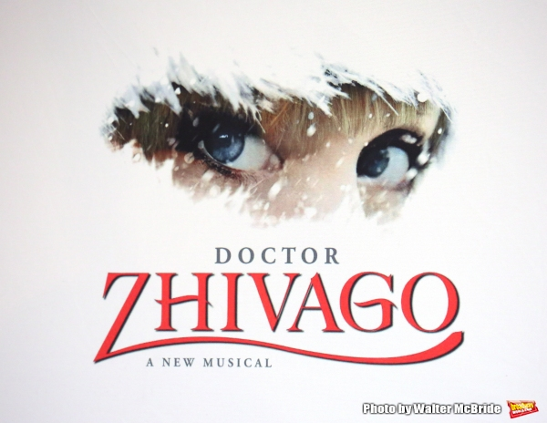 Photo Coverage: Cast of Broadway-Bound DOCTOR ZHIVAGO Meets the Press!