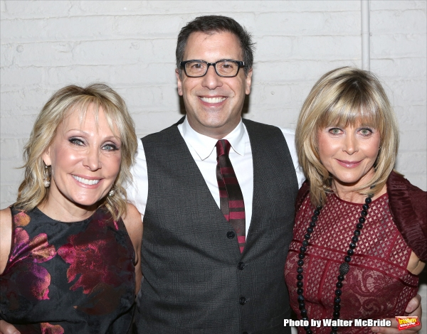 Janet Brenner, Richard LaGravenes and Lauren Versel