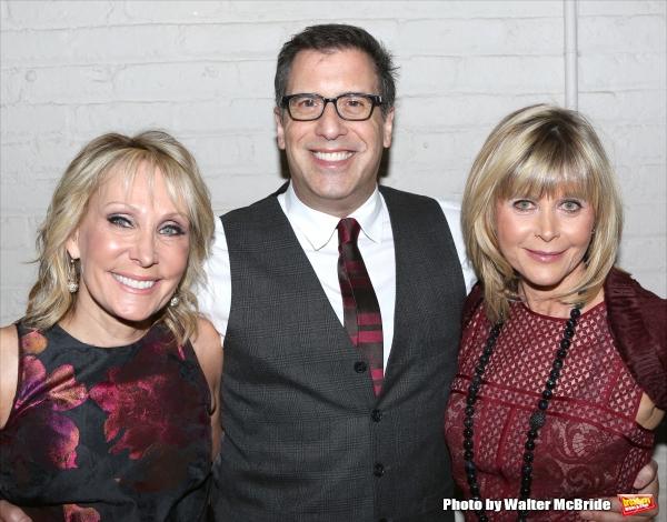 Janet Brenner, Richard LaGravenes and Lauren Versel