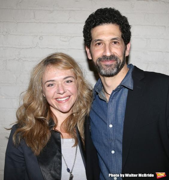 Rachel Bay Jones and Benim Foster  Photo