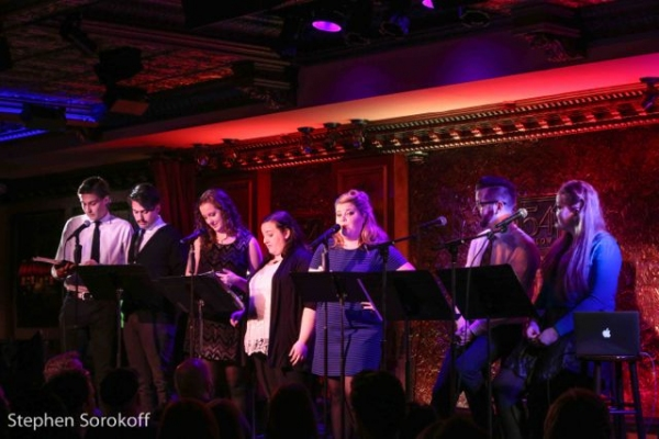 Photo Coverage: Inside 14th Edition of IF IT ONLY EVEN RUNS A MINUTE at 54 Below