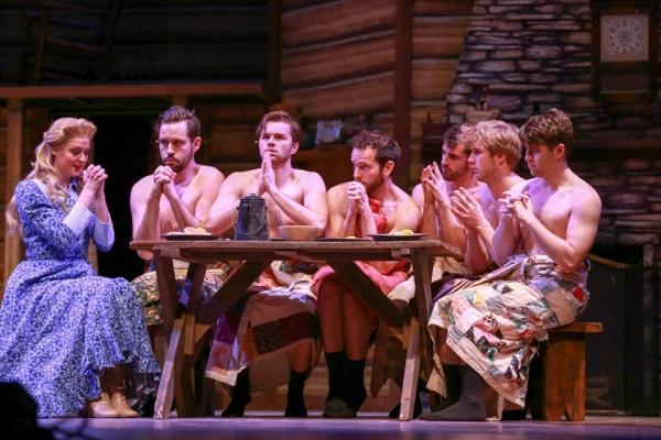 Kate Marshall (Milly), Wesley Drummond (Benjamin), Carver Duncan (Caleb), Matt Casey (Daniel), Ben Cramer (Ephraim), William Leonard (Frank) and Max King (Gideon)