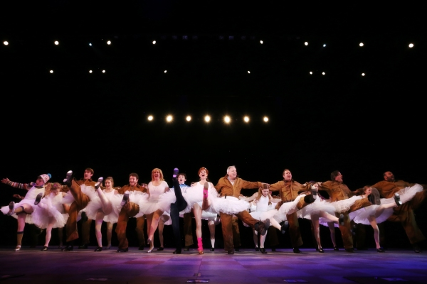 Photos: First Look at Sam Faulkner, Janet Dickinson and More in NC Theatre's BILLY ELLIOT