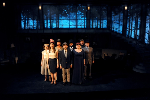 Photo Flash: First Look at SONDHEIM ON SONDHEIM in Chicago Debut at Porchlight Music Theatre