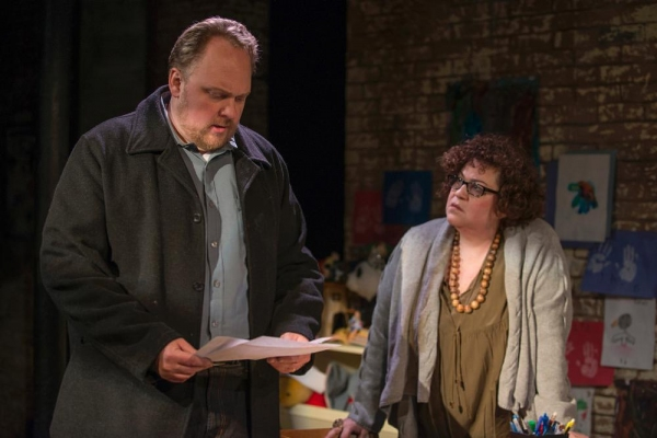 Photo Flash: First Look at About Face Theatre's A KID LIKE JAKE