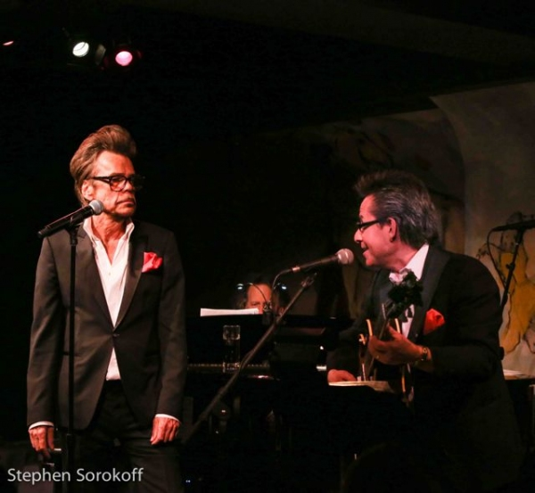 Buster Poindexter & Brian Koonin Photo