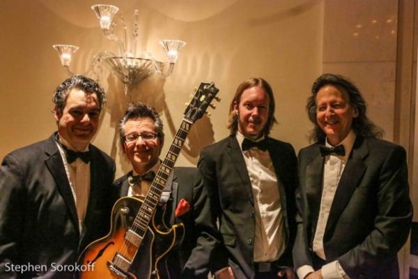 Ray Grappone, Brian Koonin, Richard Hammond, Clifford Carter