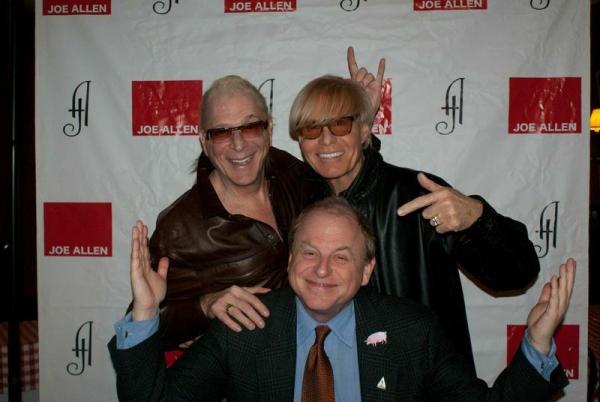 Ron Abel, Chuck Steffan, Doug Denoff