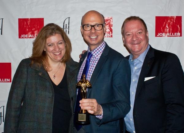 Kate Weinstein, Richie Ridge and Tim O'Neal