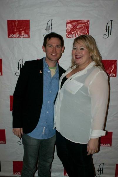 KC Comeaux and Devon Buchanan