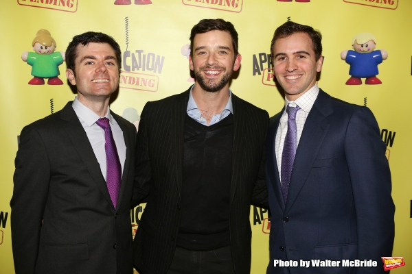 Photo Coverage: On the Red Carpet for APPLICATION PENDING Opening Night