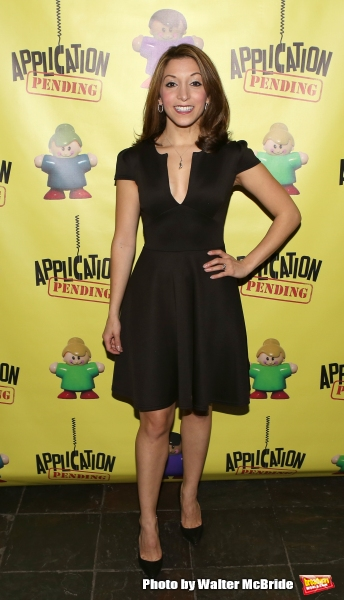 Photo Coverage: APPLICATION PENDING Celebrates Opening Night!