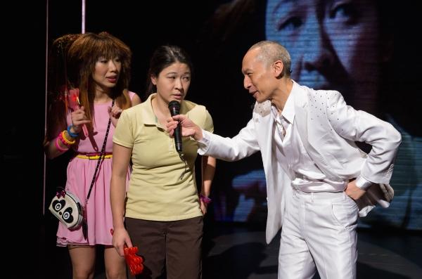 Jo Mei, Jennifer Lim, Francis Jue