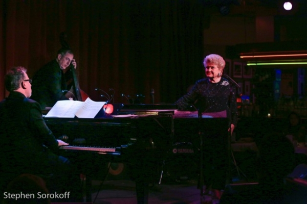 Photo Coverage: Marilyn Maye Brings IN LOVE AGAIN to Birdland with Billy Stritch!