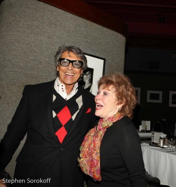 Tommy Tune & Anita Gillette