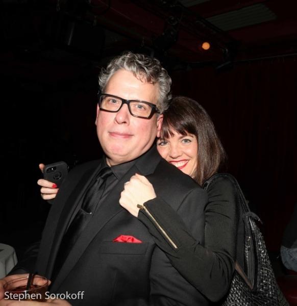 Billy Stritch & Deborah Lynn Photo