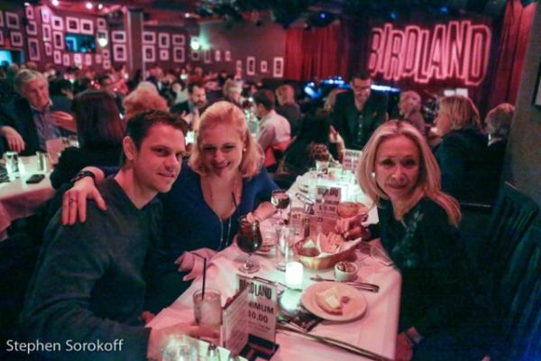 Timothy Laczynski, Haley Swindal, Eda Sorokoff