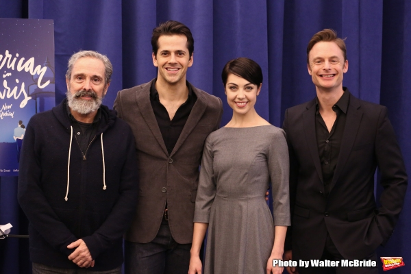 Photo Coverage: Who Could Ask for Anything More? Meet the Cast of Broadway-Bound AN AMERICAN IN PARIS!