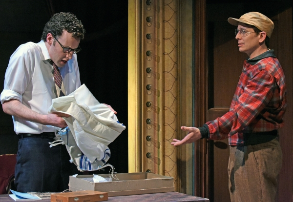 Photo Flash: First Look at ENTER LAUGHING, Now Playing at The Wallis