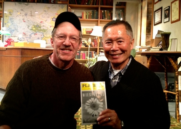 Tom Dugan, George Takei