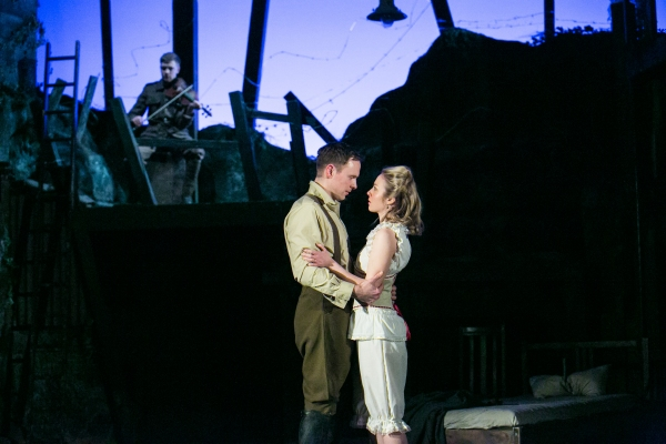 Photos: First Look at Peter Duncan, Edmund Wiseman & Emily Bowker in BIRDSONG UK Tour