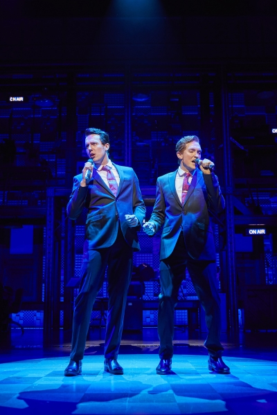 Photo Flash: First Look at Katie Brayben, Alan Morrissey, Lorna Want and More in West End's BEAUTIFUL - THE CAROLE KING MUSICAL