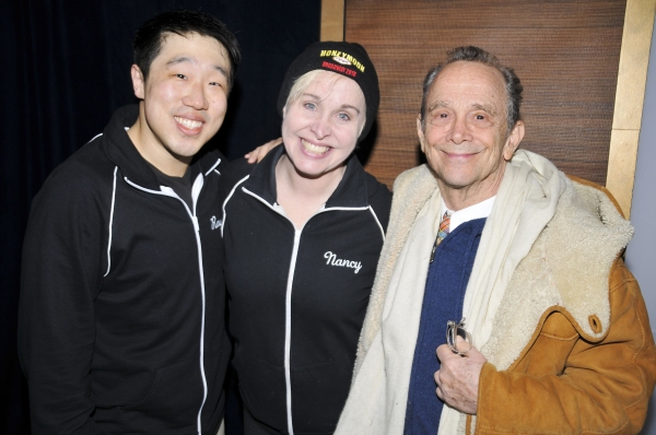 Raymond J. Lee, Nancy Opel, Joel Grey