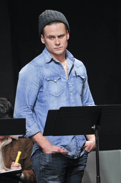 Exclusive Photo Flash: Billy Magnussen, Mackenzie Mauzy, Finn Wittrock & More Star in THE DODGERS Reading