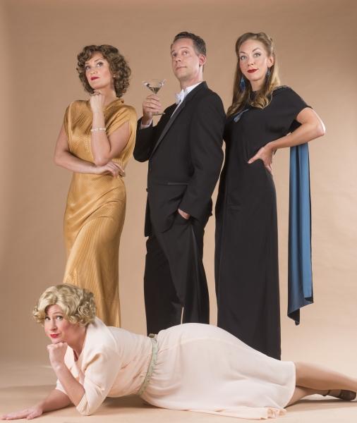 Photo Flash: Meet the Cast of 42nd Street Moon's NICK & NORA