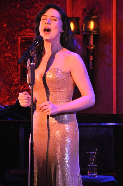 Photo Coverage: Danielle Hope in Sold Out and Stunning 54 Below Debut!