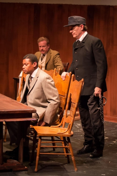 Andre Teamer (Moses Fleetwood Walker), Terry Gallagher (Court Officer), Colin Reeves (Prison Guard).