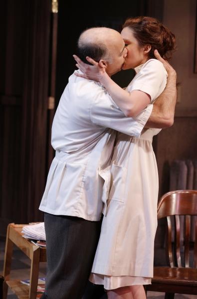 Ned Eisenberg and Katie McClellan
