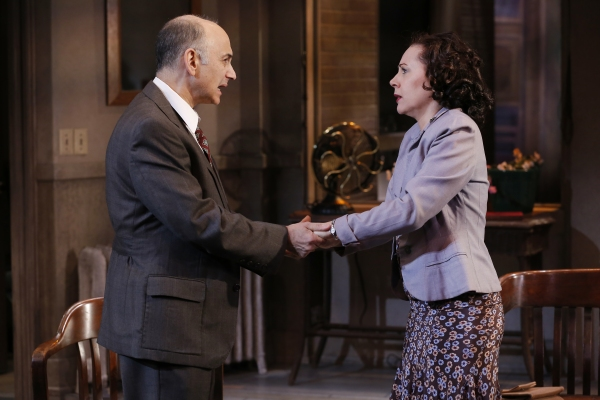 Photo Flash: First Look at Peccadillo's ROCKET TO THE MOON Off-Broadway