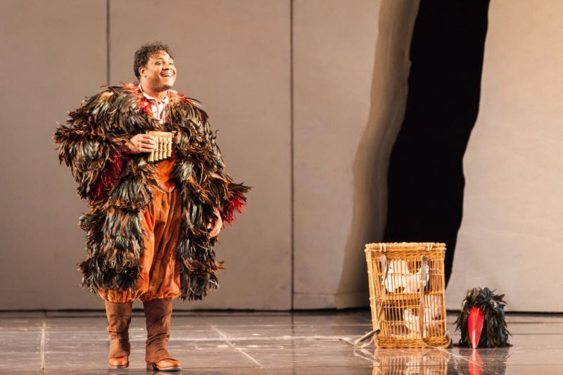BWW Reviews: HGO's MAGIC FLUTE Hits Every Note