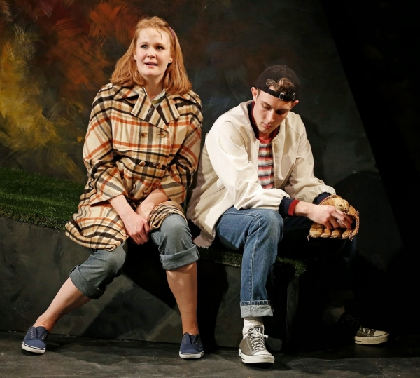 Photo Flash: First Look at Kate Baldwin & Conor Ryan in Keen Company's JOHN & JEN