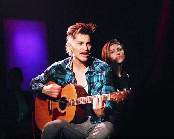 Photo Coverage: Evan Rachel Wood, Alex Wyse, Ruby Lewis and More in FOR THE RECORD: DEAR JOHN HUGHES