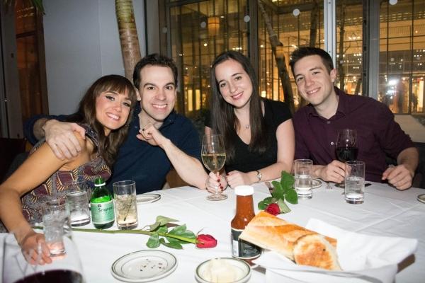 Brynn O'Malley, Tony Danza & Winners