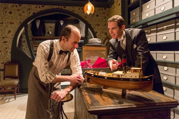 Photo Flash: First Look at Mint Theater's FASHIONS FOR MEN