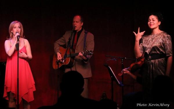 Melissa van der Schyff, Dan Jenkins and Alexandria Wailes