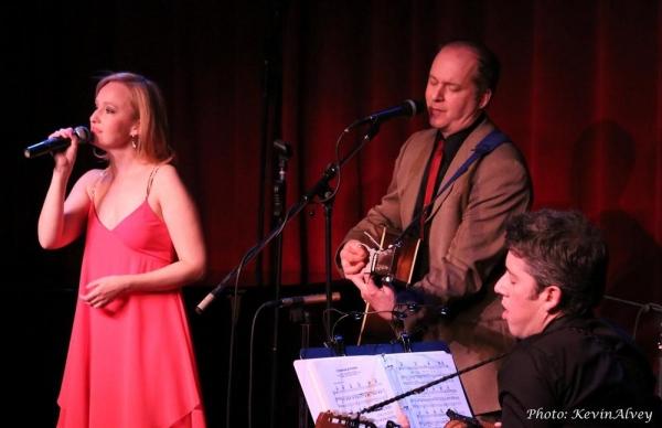 Melissa van der Schyff and Dan Jenkins