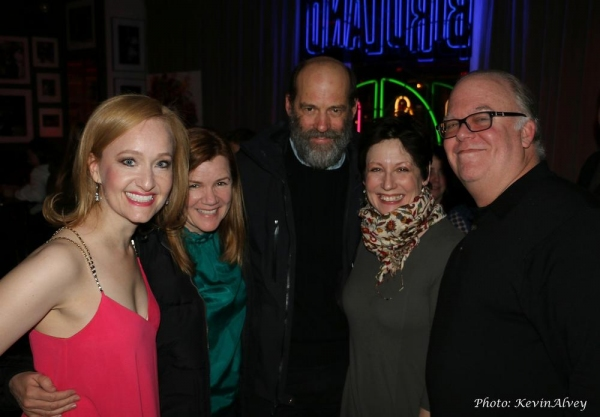 Melissa van der Schyff, Mare Winningham, Anthony Edwards, Denise Guillet and Wayne Du Photo